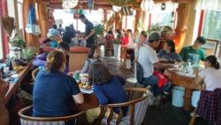 강릉여행 단체 견학시 점심예약 카페고등어 돈가스