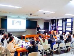 행동관찰 분석 소프트웨어(The Observer XT) 사용자 교육