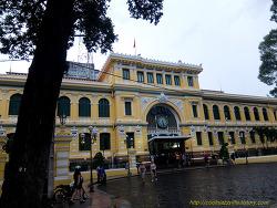 1608 호치민, 무이네 5일: 중앙 우체국, 노트르담 성당, 인민위원회 청사, 오페라 하우스
