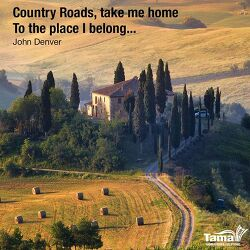 Take me home country road