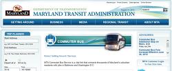 이사 오고 달라진 점! 메릴랜드 통근버스 (MTA Commuter Bus)