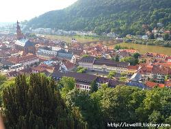 동화같은도시 하이델베르크 여행[독일자유여행]