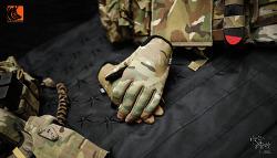 [Glove] PIG Full Dexterity Tactical - Delta Utility Glove - Multicam.