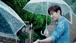 """[151012] 프로미즈(PROMIZ) """"투명 우산 캠페인"""" (30s) : 이민호"""