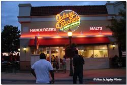 [알라배마 여행#22]┃쟈니 로켓(Johnny Rokets)과 요거마운틴(Yogurt Mountain)