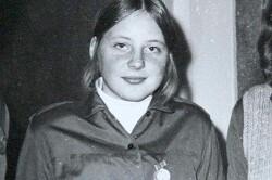 독일 총리 앙겔라 메르켈 젊은 시절 사진 (Angela Merkel | Angela Dorothea Kasner)