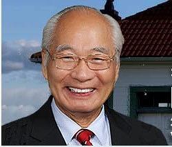 신호범(Paul Shin) 미국 상원 부의장.
