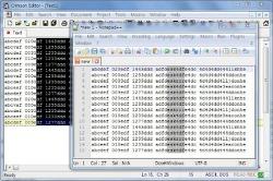 Ultraedit를 대체가능한 텍스트, 소스코드편집기 Notepad++, Emerald Editor