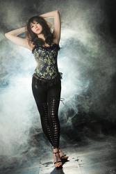 강렬한 카리스마의 그녀 MODEL: 연다빈 (9-PICS)
