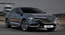 5. 르노 삼성자동차의 고급 전략 차종 SM6 제원 분석 및 소개