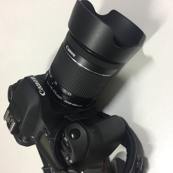 캐논 EF-S 17-55mm 일명 축복이렌즈