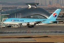 Korean Air / Airbus A380-861 / HL7615
