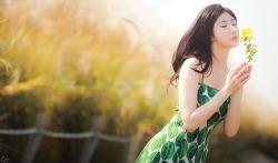 하늘공원에서 담아본 그녀 MODEL: 연다빈 (9-PICS)