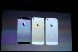 아이폰 5S 및 5C 관련 정보 둘러보기