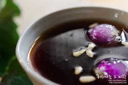 ▩종로/인사동▩ 맛깔나고 아름다운 전통 효소차 한 잔. 인사동 심우방
