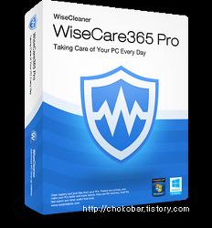 Wise Care 365 PRO 1년 라이센스