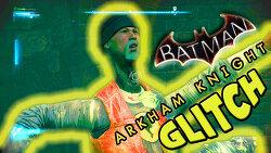 배트맨: 아캄 나이트 - 버그와 웃긴 장면 (Batman: Arkham Knight, 2015)