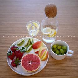 [GM 다이어트] Day 1 : 과일먹기
