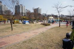 한강시민공원 피크닉