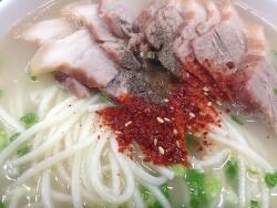 [제주도 맛집] 고기국수 맛집