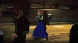 겨울왕국의 안나가 바주카를 쏘고, 엘사가 머신건을 갈긴다! GTA4 (GTA IV)의 겨울왕국(Frozen) 패러디 모드(Mod) 게임.