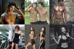 잔근육만들기에 좋은 태보 다이어트의 효과