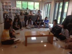 '청소년 노동인권' 강사단 워크샵