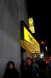 [뉴욕] 뉴욕 브로드웨이의 간판, 'The Lion King'