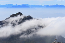 [남아공 케이프타운 여행] 구름속 테이블마운틴