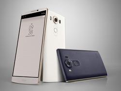 LG전자, 프리미엄폰 'LG V10' (LG-F600) 글로벌 공개