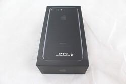 아이폰7플러스 개봉기/ 제트블랙 128기가