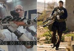외계인 고문해 만들었다는' K-11 복합형 소총'의 정체
