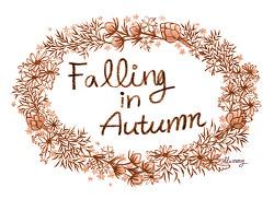 falling in autumn