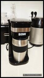 홈바리스타- BSW 커피메이커