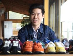 운동화 마니아의 글로벌 브랜드 창업기 '터치그라운드'