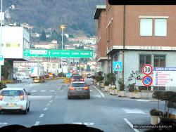 스위스 ~ 이태리 국경 넘어 밀라노로