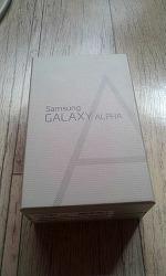 Samsung Glaxy α(Alpha) 개봉기