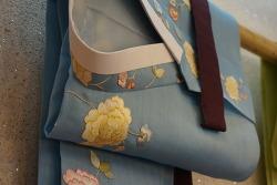 [리뷰] 아우라한복 - 착한 한복가게 광장시장한복 종로한복 신부한복