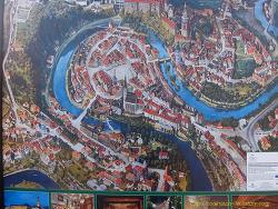1602 동유럽, 발칸 패키지 8일: 체스키크롬로프- 체스키크롬로프 성