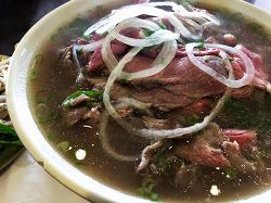 토론토 맛집 - 베트남 쌀국수 포집 Pho - Vietnam Noodle Star