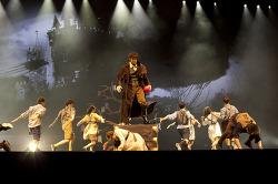 뮤지컬 [로스트가든] 공연 장면 일부