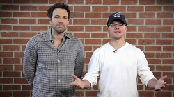 벤 애플렉(Ben Affleck)과 맷 데이먼(Matt Damon)의 omaze 사회공헌 광고 [한글자막]
