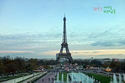 프랑스 파리 여행〃전 세계 로맨틱의 중심. 에펠탑 야경