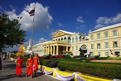 방콕 - 왓프라께오, 왕궁, 씨암 Siam