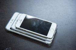 아이폰6 플러스 골드 128G 를 질렀습니다. -ㅁ-//