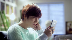 """[영상/캡처] 라인(LINE) Micro Drama """"ONE LINE LOVE"""" Episode 2 : 이민호"""