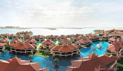 두바이 인공섬 팜주메이라의 아름다운 최고의 호텔