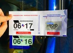미국에서 차 정기점검 받고 등록갱신 하기 - 텍사스에서 운전하며 살기 시리즈 (3)