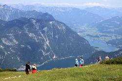 가족이 꼭 가봐야 할 장소 오스트리아 알프스 다크슈타인