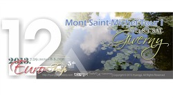 [D+4] Mont Saint-Michel Tour I - Giverny 지베르니, 프랑스